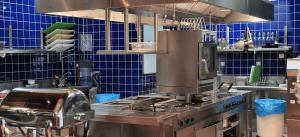 Blue Kitchen 2
