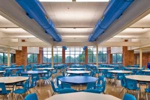 Cafeteria Design 3