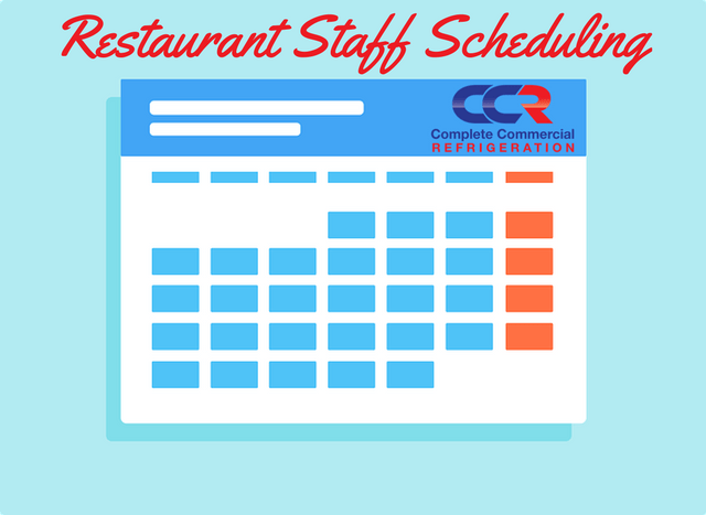 Restaurant Staff Scheduling